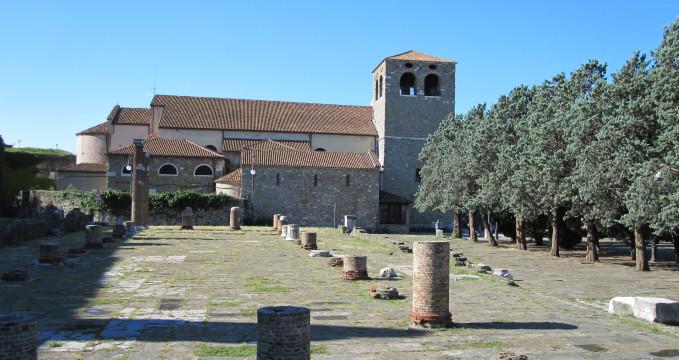 Katedrála San Giusto -