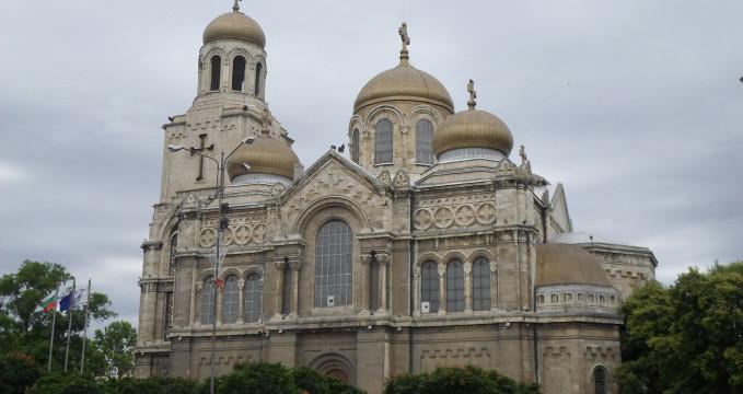 Katedrála Nanebevzetí Panny Marie -