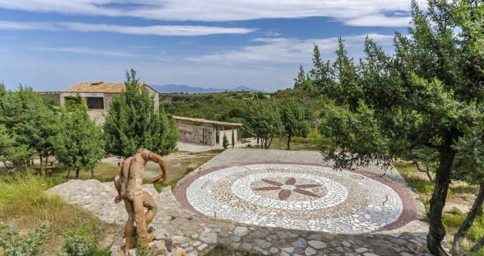 Hippokratova zahrada - http://www.hippocratesgarden.gr/
