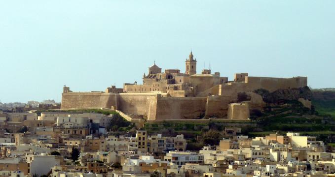 Gozo - Victoria citadela - https://www.flickr.com/photos/damiavos/16164567449/