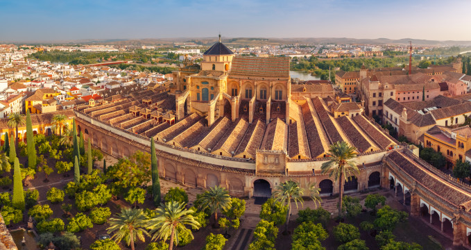 The Great Mosque of Córdoba (La Mezquita) -