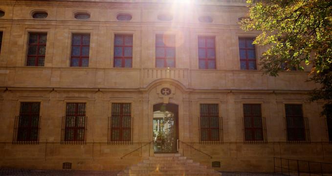 Museé Granet - https://commons.wikimedia.org/wiki/File:Mus%C3%A9e_Granet_Aix_en_Provence.jpg