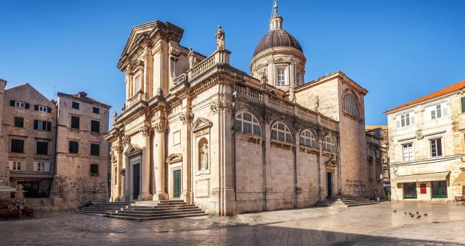 Dubrovnická katedrála -