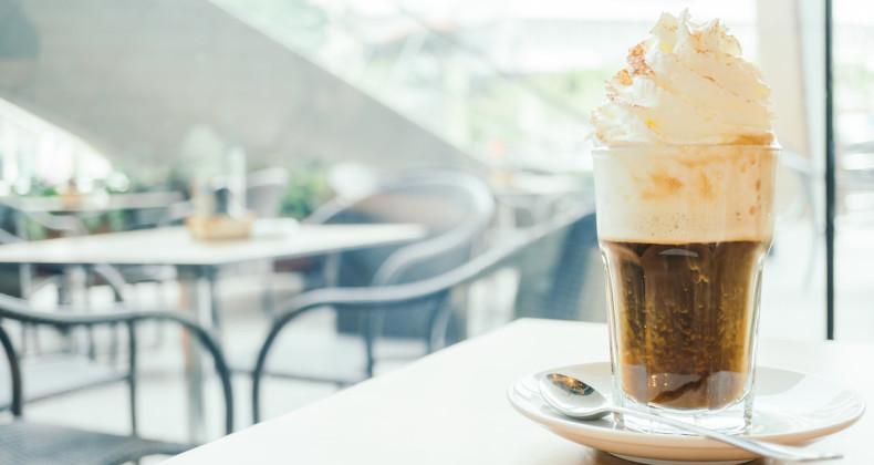Tradiční vídeňská káva