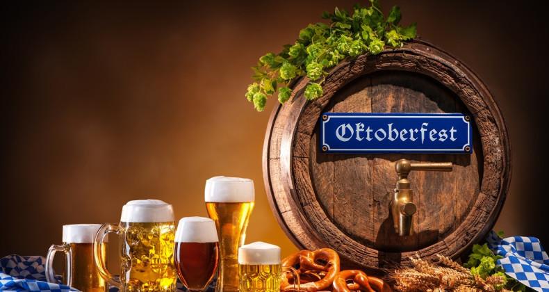 Pivo a sud Oktoberfest