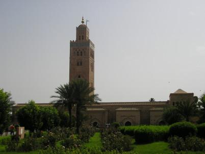 Mešita Kutubíja - https://www.flickr.com/photos/jeremy-couture/3475406785/in/photolist-8mUZa2-8mUYZR-8mUXBt-8mUYBv-8mY6Cm-8mUYFv-aqsCcy-86LRJy-8mUY98-8mY7bs-dv6HES-dv6GZW-zLTFn-8mY7FY-8mUZuP-8mUY5n-3d4umj-zLTFk-4CsKu9-86HGMT-zGfrg-5Hj6LU-86Kt6N-hiWhsK-4CoteX-pjR5a9-5nTcnb-5nTcP9-5nTbYm-5nTdk3-62HjNc-86HEkM-9cz3Rg-86LRKd-p8dMS-dv6Hf1-99r5YP-oBMabB-6ibwpb-6ibejL-6ibvYQ-6ibvvw-6ibeaJ-6i7nmD-6ibvBC-6ibvK1-oTyuQL-oD6nQV-86GgtH-5Hj3C3