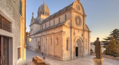 Katedrála sv. Jakuba v Šibeniku - http://www.sibenik-tourism.hr/