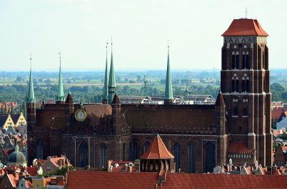 Kostel svaté Marie - bazylikamariacka