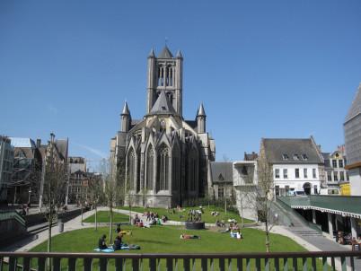Kostel sv. Mikuláše (Saint Nichola's Church) - https://www.flickr.com/photos/brostad/8863959340/