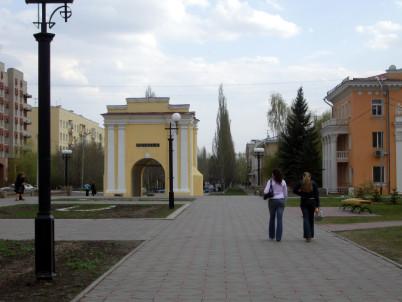 Tarská brána - https://commons.wikimedia.org/wiki/File:Omsk_Tarskiye_gates.jpg