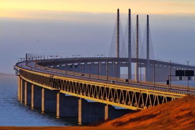 Most Öresund - https://www.flickr.com/photos/dahlstroms/12416217355