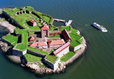Pevnost Älvsborg - http://www.stromma.se/en/Gothenburg/The-Archipelago/Alvsborg-Fortress/
