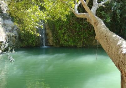 Koupele a vodopády Adonis - http://www.cyprusisland.net/waterfalls/adonis_baths_waterfalls.aspx