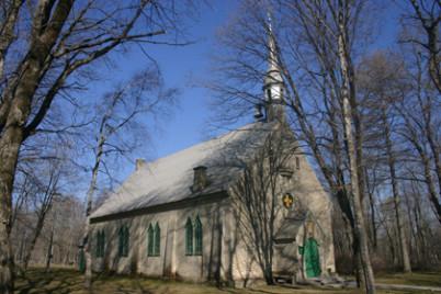 Kostel v Kundě - http://www.kunda.ee/et/web/english/kunda-church