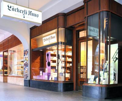 Läckerli Huus - http://www.laeckerli-huus.ch/geschichte_1988_fr.asp