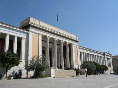 Národní archeologické muzeum  - https://www.flickr.com/photos/telemax/3470685429