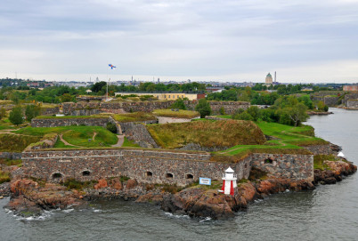 Pevnost Suomenlinna - https://www.flickr.com/photos/22490717@N02/4039688330/
