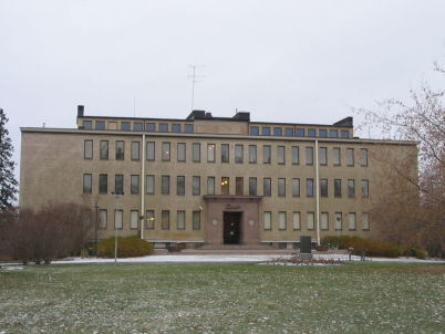 Muzeum Severní Ostrobotnie - http://commons.wikimedia.org/wiki/File:Ainola_museum_oulu_20051028.jpg
