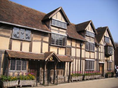 Rodný dům Williama Shakespeara - http://www.flickr.com/photos/39415781@N06/3639942834/
