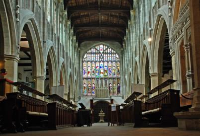 Holy Trinity Church - http://www.flickr.com/photos/42129133@N06/7442939362/