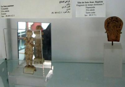 Pastýř a hlava svatého Jana Křtitele - https://www.flickr.com/photos/massalim/6372391545/in/photostream/