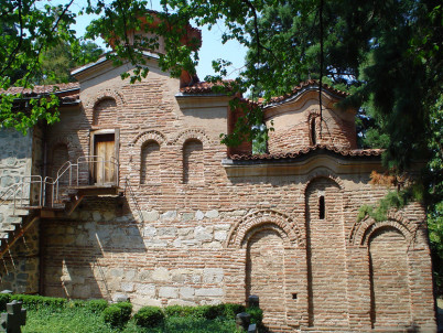 Bojanský kostel v Sofii -