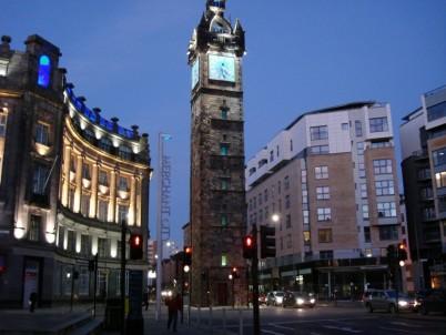 Velkoobchodní čtvrť v Glasgow - https://www.flickr.com/photos/cjc/377853459