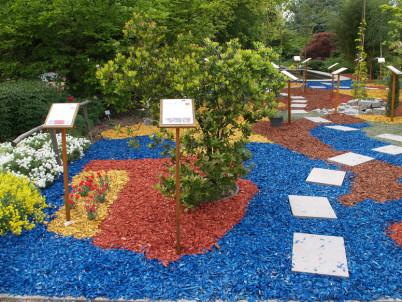 Botanická zahrada v Linzi - https://www.flickr.com/photos/judo10/3517743559