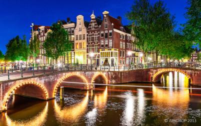 Most patnácti mostů - https://www.flickr.com/photos/alexdrop/11013750504/