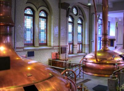 Pivovar Heineken - https://www.flickr.com/photos/juanillooo/399536181/