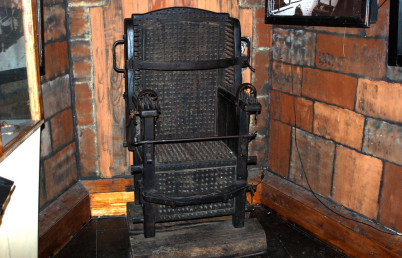 Muzeum mučení - https://www.flickr.com/photos/mattmangum/2286644259/