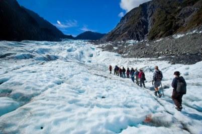 Fox glacier - https://www.flickr.com/photos/nat507/12470187035