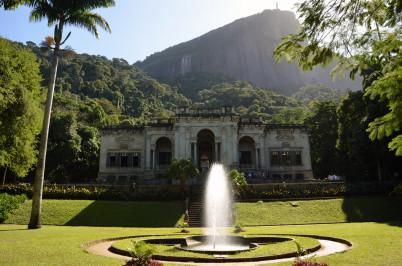 Parque Lage - https://www.flickr.com/photos/soldon/5882554565/