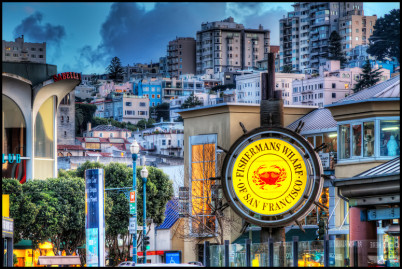 Fisherman's Wharf, San Francisco - http://www.flickr.com/photos/pedrosz/5589590292/