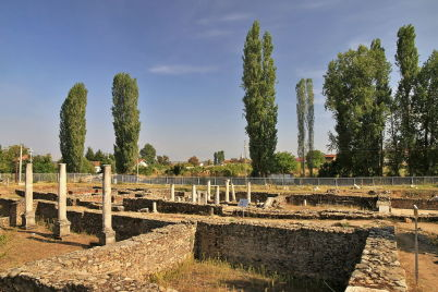 Heraclea Lyncestis. Bitola, Macedonia - https://commons.wikimedia.org/wiki/File:2011_Bitola,_Heraclea_Lyncestis_(21).jpg