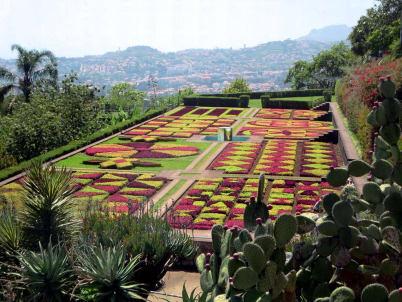 Botanické zahrady Jardim Botânico da Madeira  - https://www.flickr.com/photos/davidstanleytravel/14778147683/