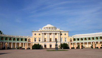 Pavlovsk - https://www.flickr.com/photos/olibac/15054627974