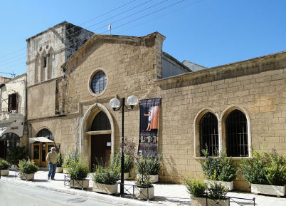 Archeologické muzeum - https://commons.wikimedia.org/wiki/File:Archaeological_Museum_of_Chania.jpg?uselang=cs