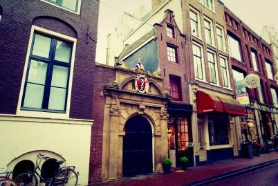 Nejmenší dům v Amsterdamu - http://www.hetkleinstehuis.nl/index_en.html