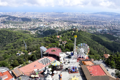 PARC DEL TIBIDABO - https://www.flickr.com/photos/131685544@N08/32592855700/
