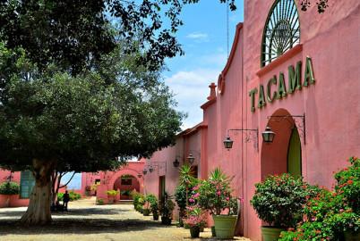 Hacienda Tacama Bodega - http://www.tacama.com/