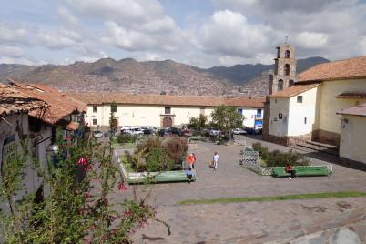 San Blas v Cusco -