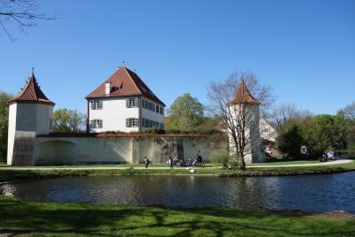 Zámek Blutenburg -