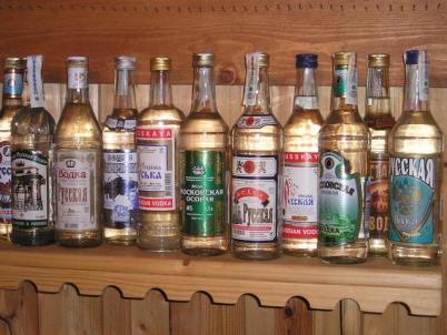 Muzeum vodky - https://commons.wikimedia.org/wiki/File:Vodka_museum.jpg