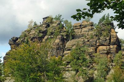 Rudolfův kámen - https://commons.wikimedia.org/wiki/File:Rudolfstein1.jpg