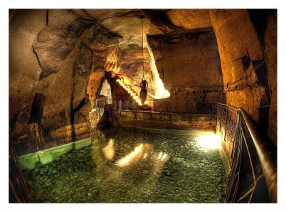 Neapolské podzemí - http://www.napolisotterranea.org/en/naples-underground/