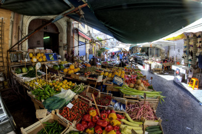 Mercato Ballaro - https://www.flickr.com/photos/dorlino/6299569566/