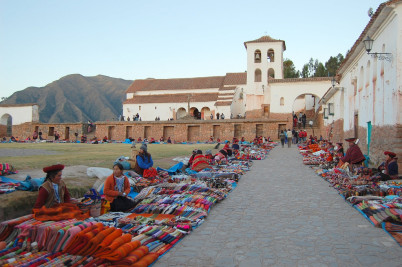 Chinchero - https://www.flickr.com/photos/u-suke/4803455492