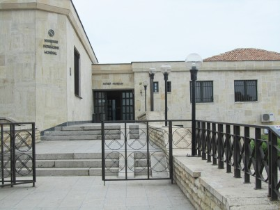 Archeologické muzeum - https://commons.wikimedia.org/wiki/File:Nessebar_PD_2011_03.JPG#filelinks