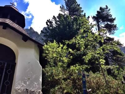 Symbolický hřbitov obětí Tater -